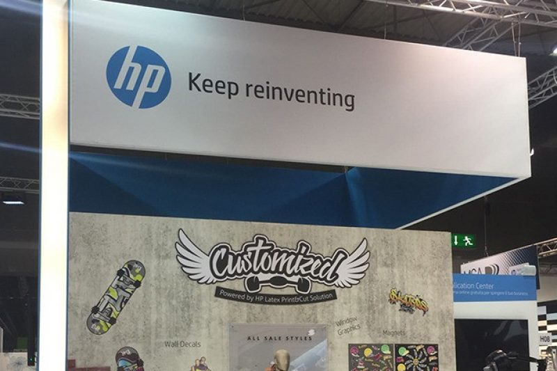 Newton for Hp foto 1 - Stand - by Artes Group International