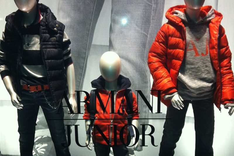 Armani foto 1 - Shop window - by Artes Group International