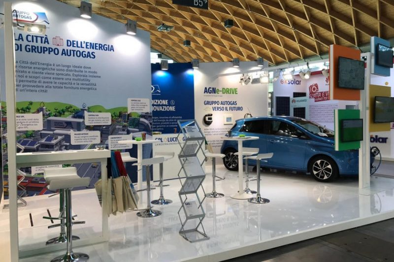 Autogas foto 1 - Stand - by Artes Group International