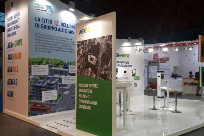 Autogas foto 2 - Stand - by Artes Group International