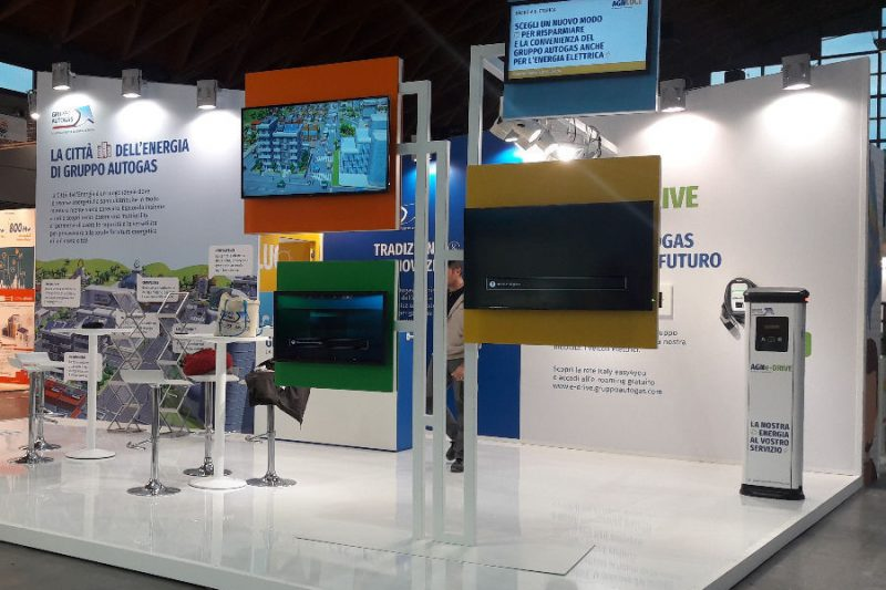 Autogas foto 3 - Stand - by Artes Group International