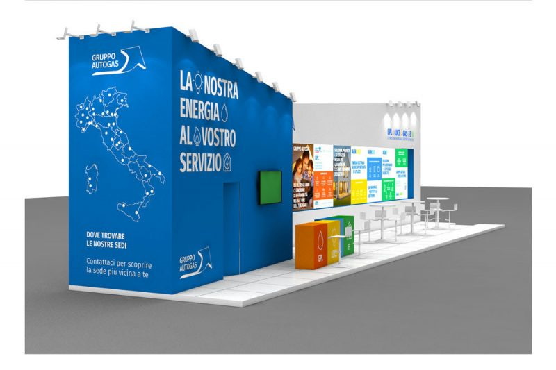 Autogas foto 4 - Stand - by Artes Group International