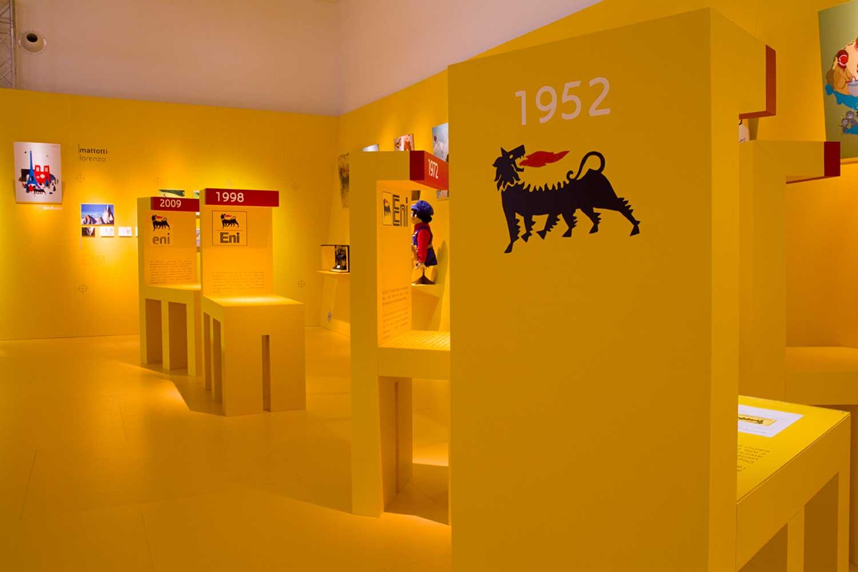 Eni - Creazione di un ambiente interattivo altamente emozionale   - by Artes Group International