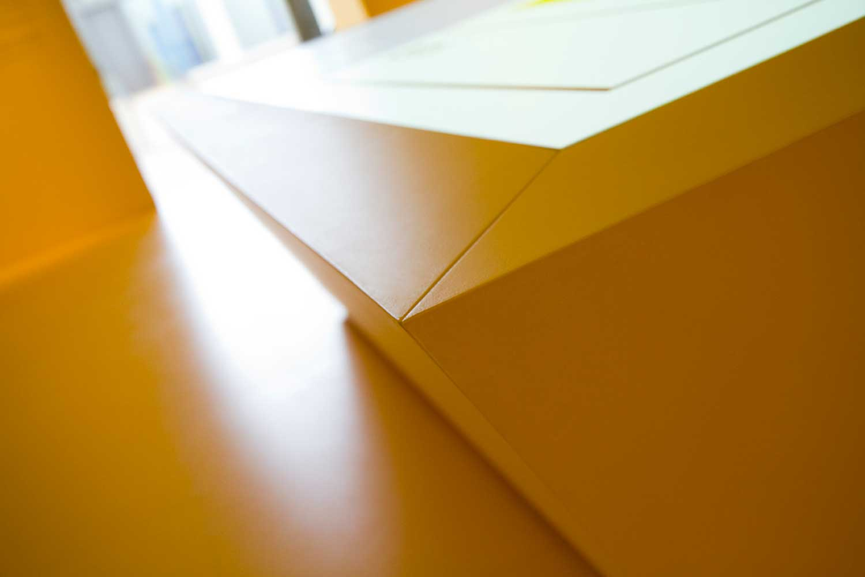 Eni - Realizzazione personalizzate di strutture molto complesse come costruzione e finitura  - by Artes Group International