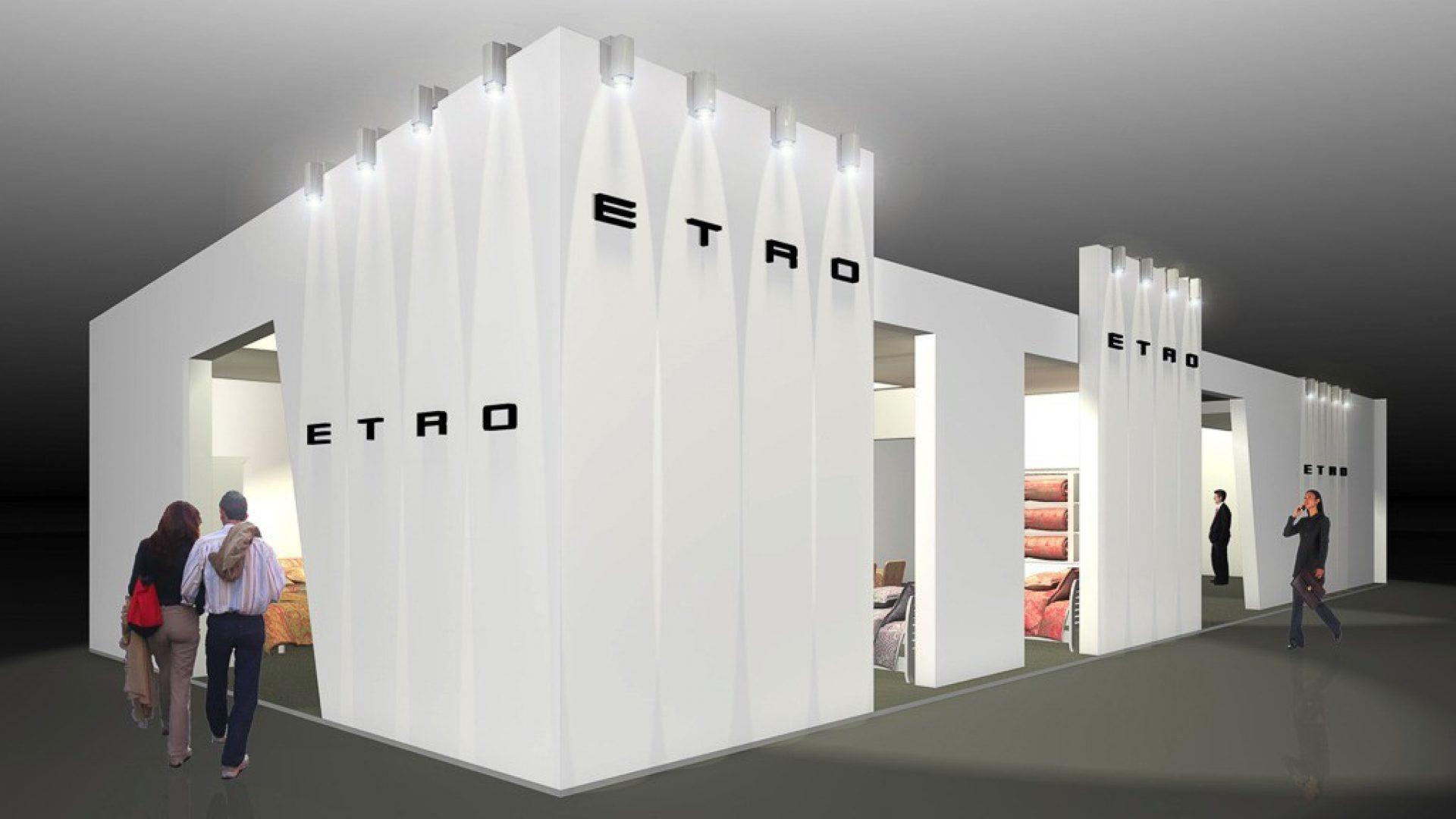 Etro - Progettazione e realizzazione per la divisione Home Decor dello storico brand italiano   - by Artes Group International