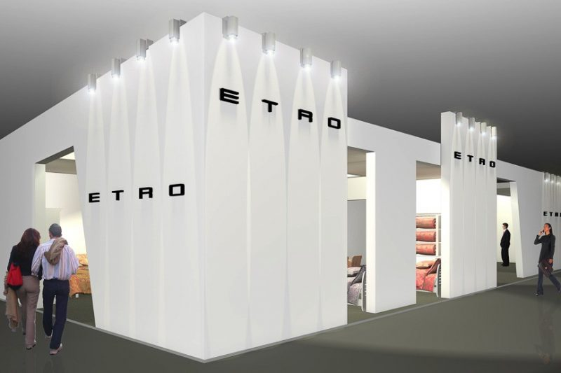 Etro foto 1 - Execution / Design - by Artes Group International