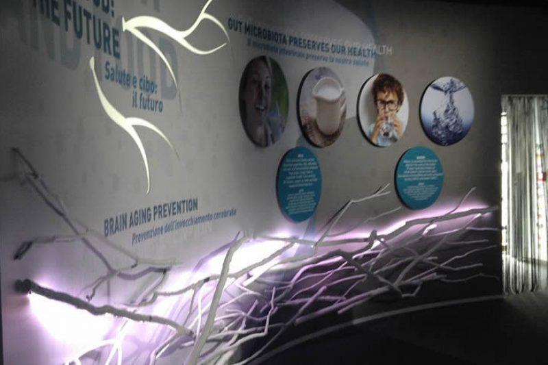 Next Group per Expo – Padiglione Svizzera foto 2 - Scenografie per eventi - by Artes Group International