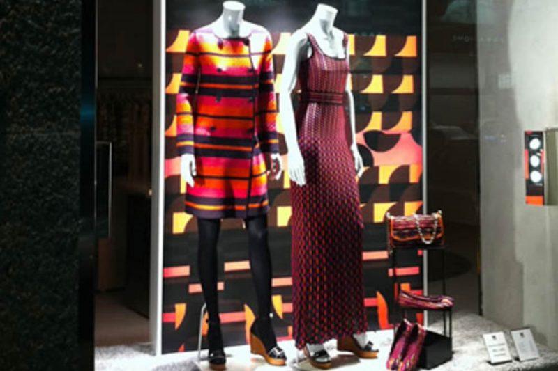 Missoni foto 1 - Shop window - by Artes Group International