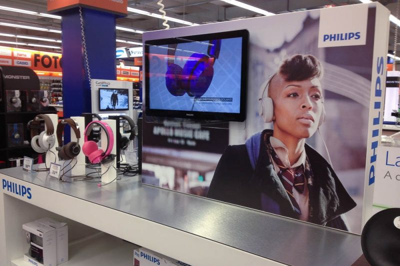 Philips foto 2 - Espositori - by Artes Group International