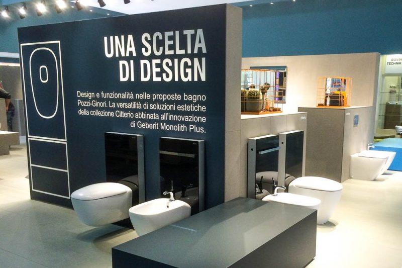 Pozzi Ginori-Geberit foto 2 - Stand - by Artes Group International