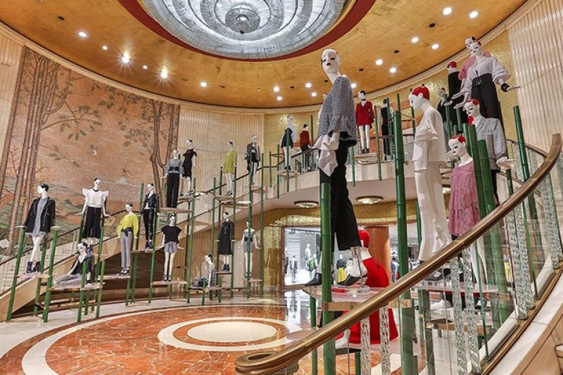 Zara foto 1 - Shop interior - by Artes Group International