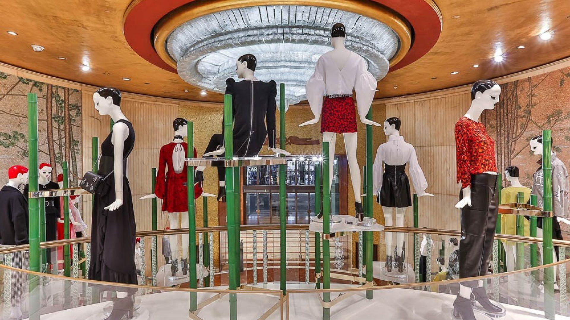 Zara - Utilizzo di materiali compositi e di pregio quali bambù trattato e ottone   - by Artes Group International