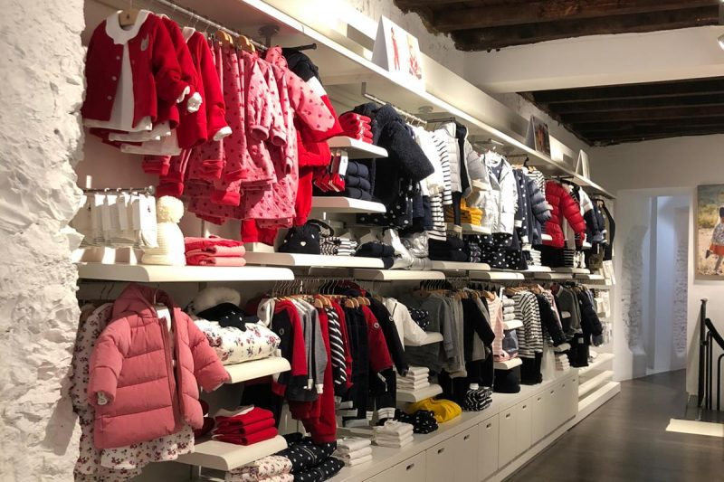 Petit Bateau foto 4 - Shop interior - by Artes Group International