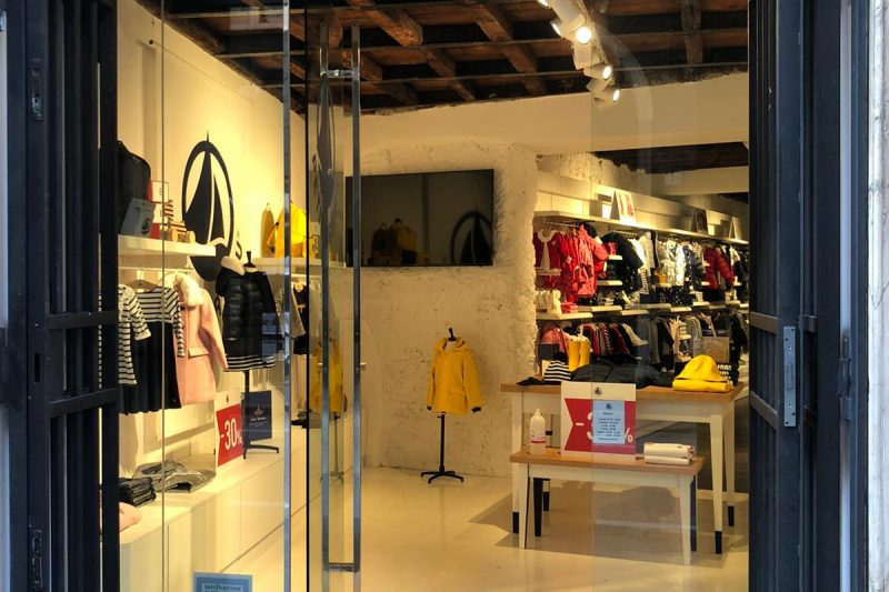 Petit Bateau foto 3 - Shop interior - by Artes Group International