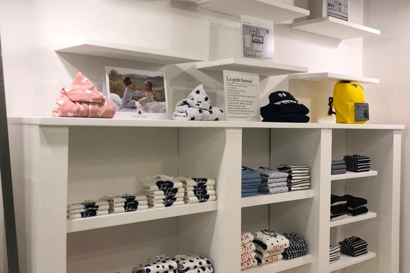 Petit Bateau foto 2 - Shop interior - by Artes Group International